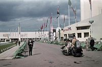 Empire Exhibition 1938 & Glasgow Garden Festival 1988